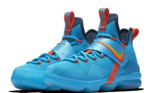 LeBron James names new shoe after Cocoa Beach