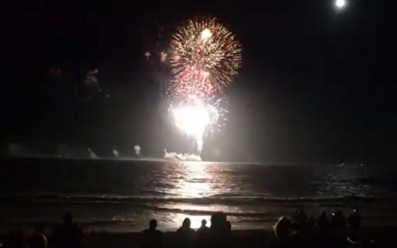 Where to Watch Fireworks in Cocoa Beach for 4th of July 2017