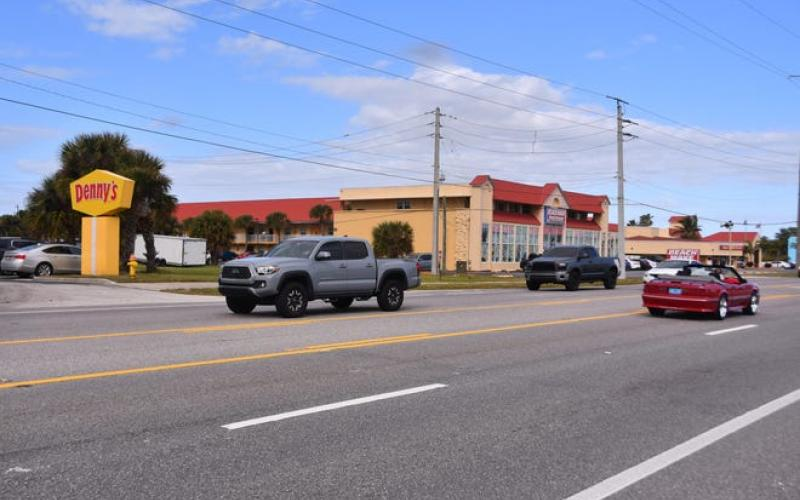 A1A flashing-yellow crosswalks proposed in Cocoa Beach; FDOT to conduct public hearing